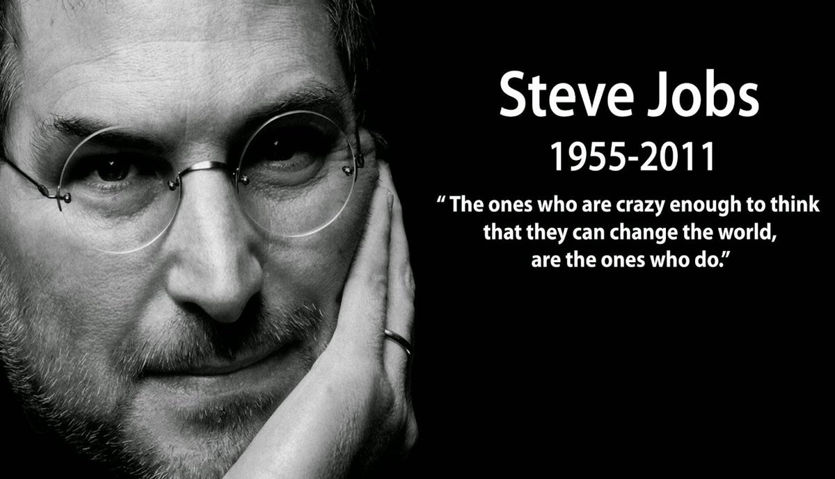 8 Great Steve Jobs Business Quotes https://t.co/u3t68QCrFz <--- Read     #Startup #Apple #Mac #iPhone #UX #Jobs #UI https://t.co/EXjvfkfw9Q