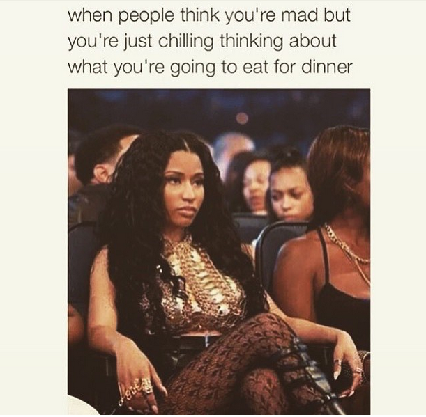 24 Pictures That Are Way Too Real For People With Resting Bitchface