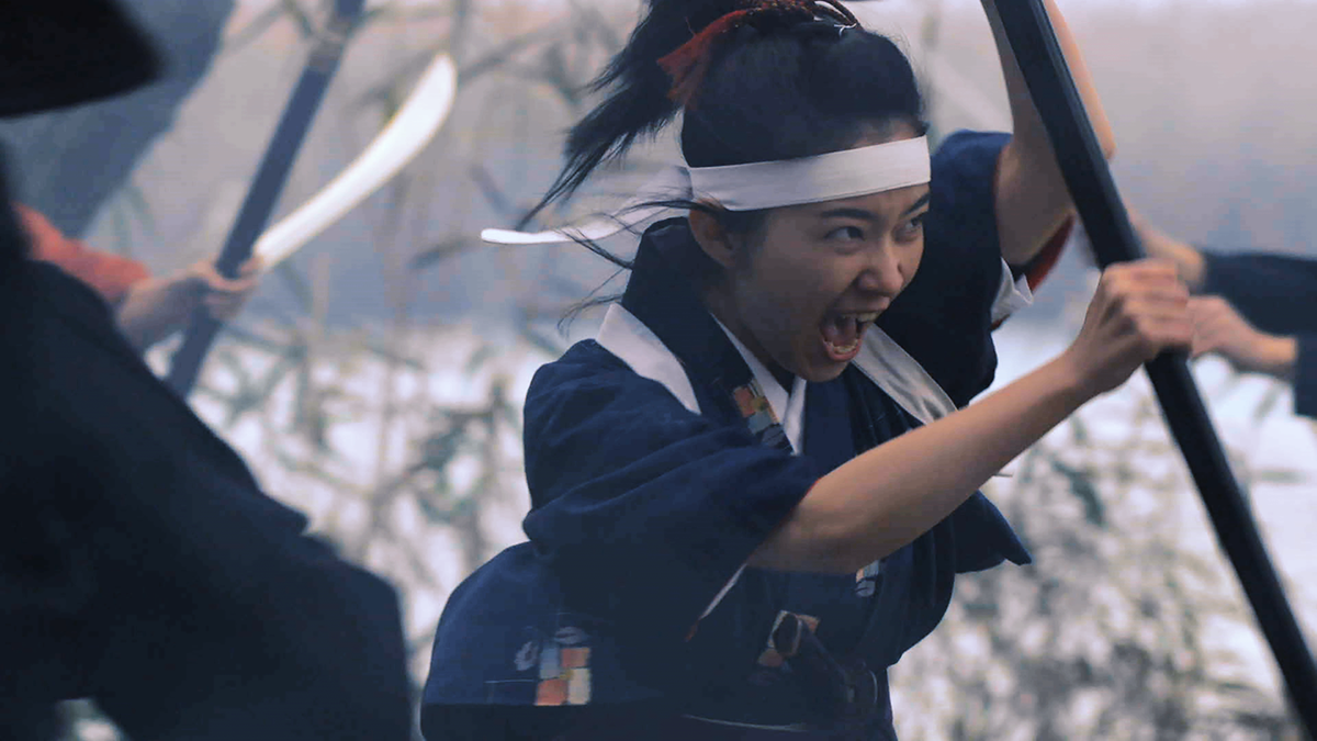An army of female #samurai warriors fought for ...