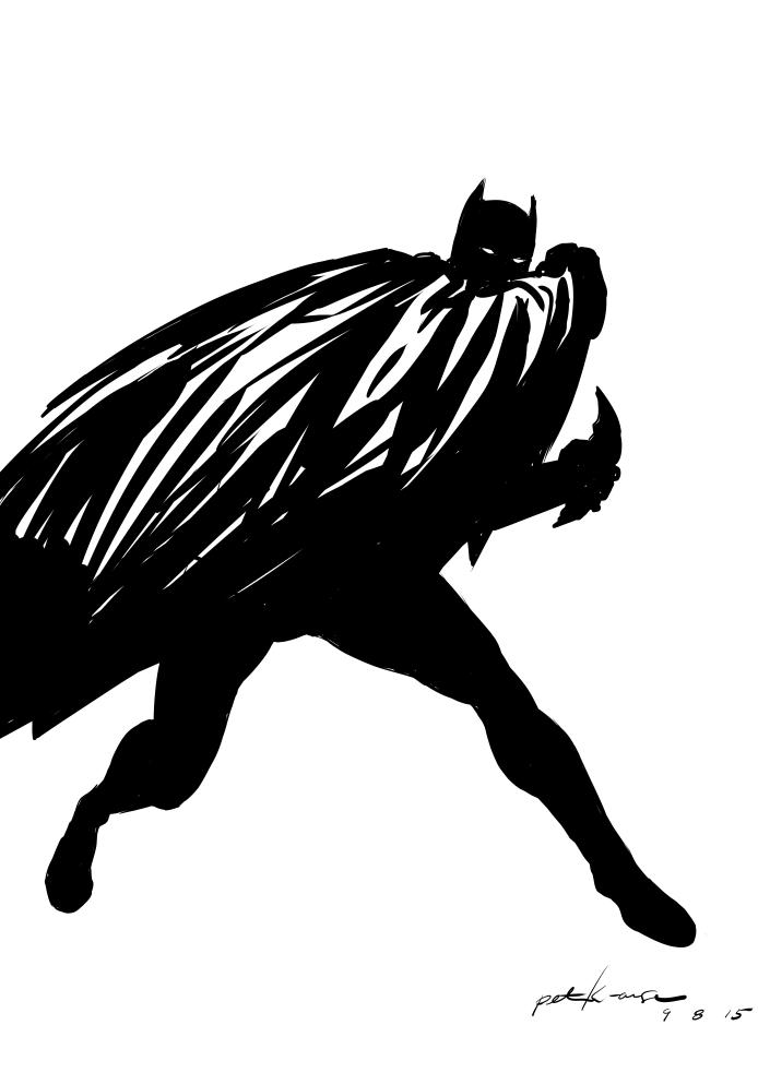 Bats doodle. http://t.co/v1IocnFimW