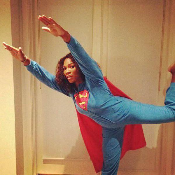 Shocker. Look who's back. #SerenavsVenus http://t.co/Lh20GvlZLH