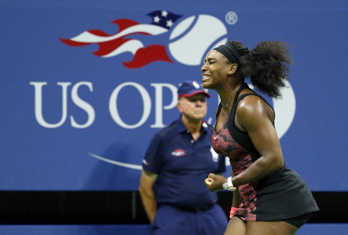 Calendar Year Grand Slam Golf : Breaking serena williams beats sister venus to keep