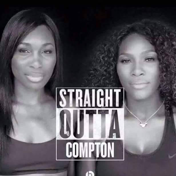 #StraightOuttaCompton #BlackGirlMagic http://t.co/AWRQAf98b2