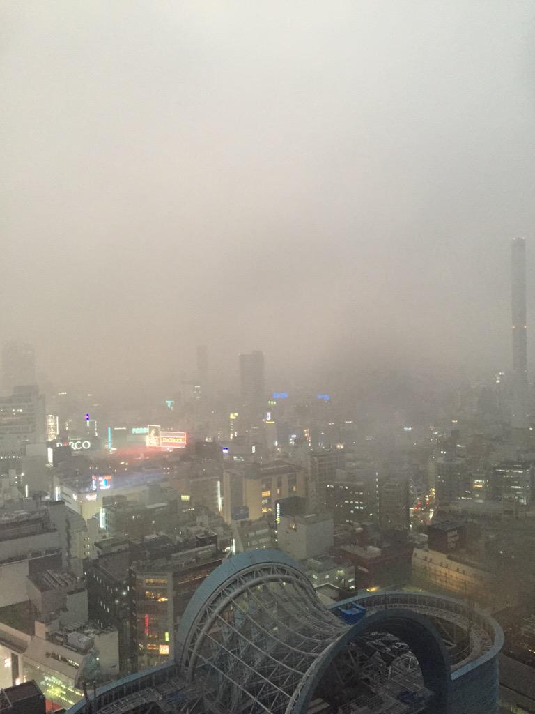 雨の池袋 http://t.co/LPOIXwIYUo