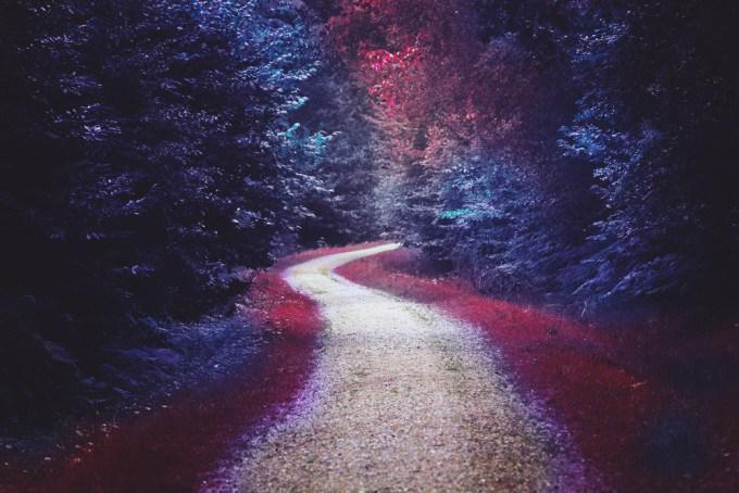 Photographer Nikita Gill created the Infrared Dreams photo project to showcase an ethereal… http://t.co/RvyX0z08ds http://t.co/e0H8Er5cbQ