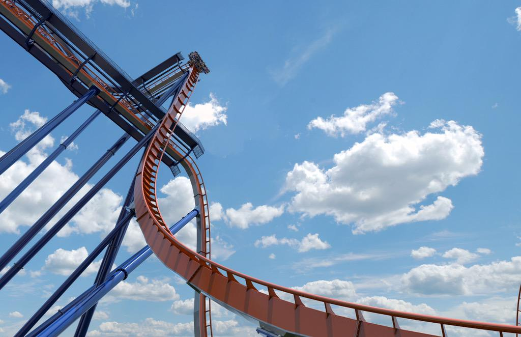 Uncaged in 2016, #Valravn will be the TALLEST, FASTEST & LONGEST dive coaster in the world! #CP2016 http://t.co/PgJn49zNpH