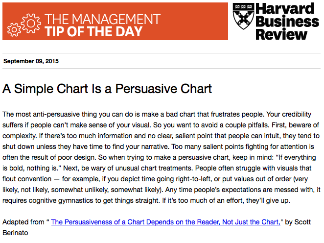 Today's management tip: Stop overcomplicating your charts http://t.co/6Zzezg2j0E
