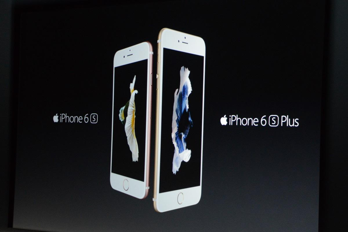 Apple iPhone 6s y iPhone 6s Plus: ya están aquí http://t.co/7wtQ88ea5Y http://t.co/9OKPNRPbum
