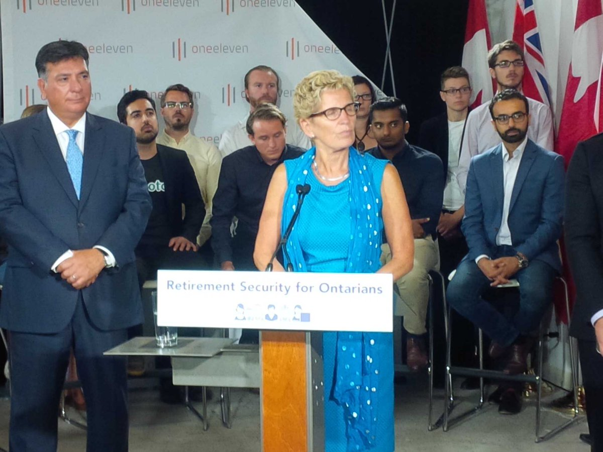 """We will not withdraw the sex-ed curriculum,"" says @Kathleen_Wynne. ""Kids need this information."" #OntEd #cbcTO http://t.co/QkjsDSGMQP"