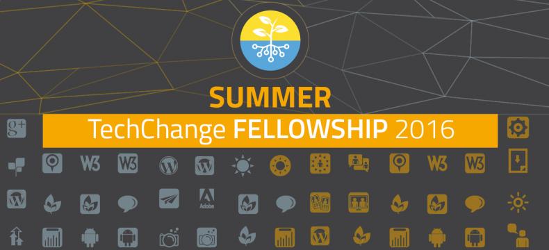 Applications are now open for TechChange Summer Fellowship 2016!  http://t.co/s53JIZjQIx #codeforgood #STEM http://t.co/ONolBXNjnE