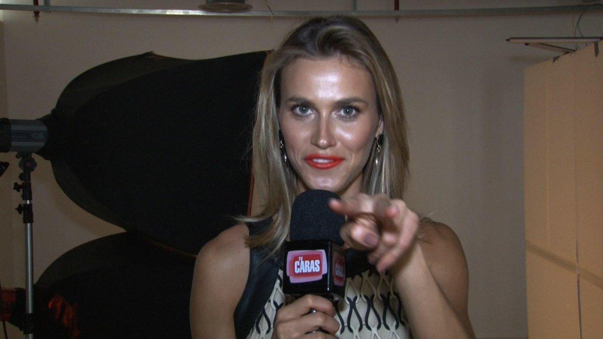 A modelo e apresentadora Renata Kuerten revela incentivo do namorado  Alberto Senna. Veja -- 56df152386