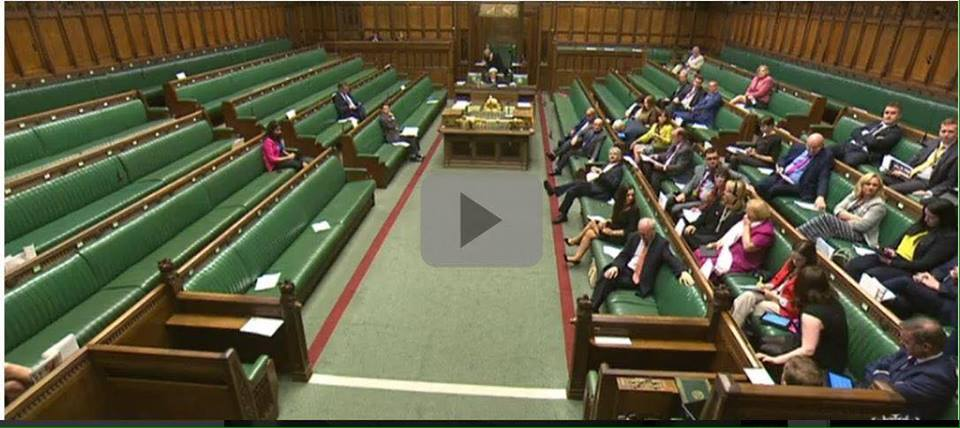 Yesterday's UK parliamentary debate on the refugee crisis unfortunately co-incided with dinnertime. http://t.co/68rqH4KLvX
