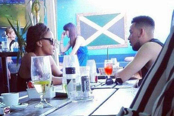 Sigh, AKA is back in the news! DJ Zinhle confirms AKA & Bonang affair. http://t.co/aU9Oq3Eu82 http://t.co/QNo6pzv2HD