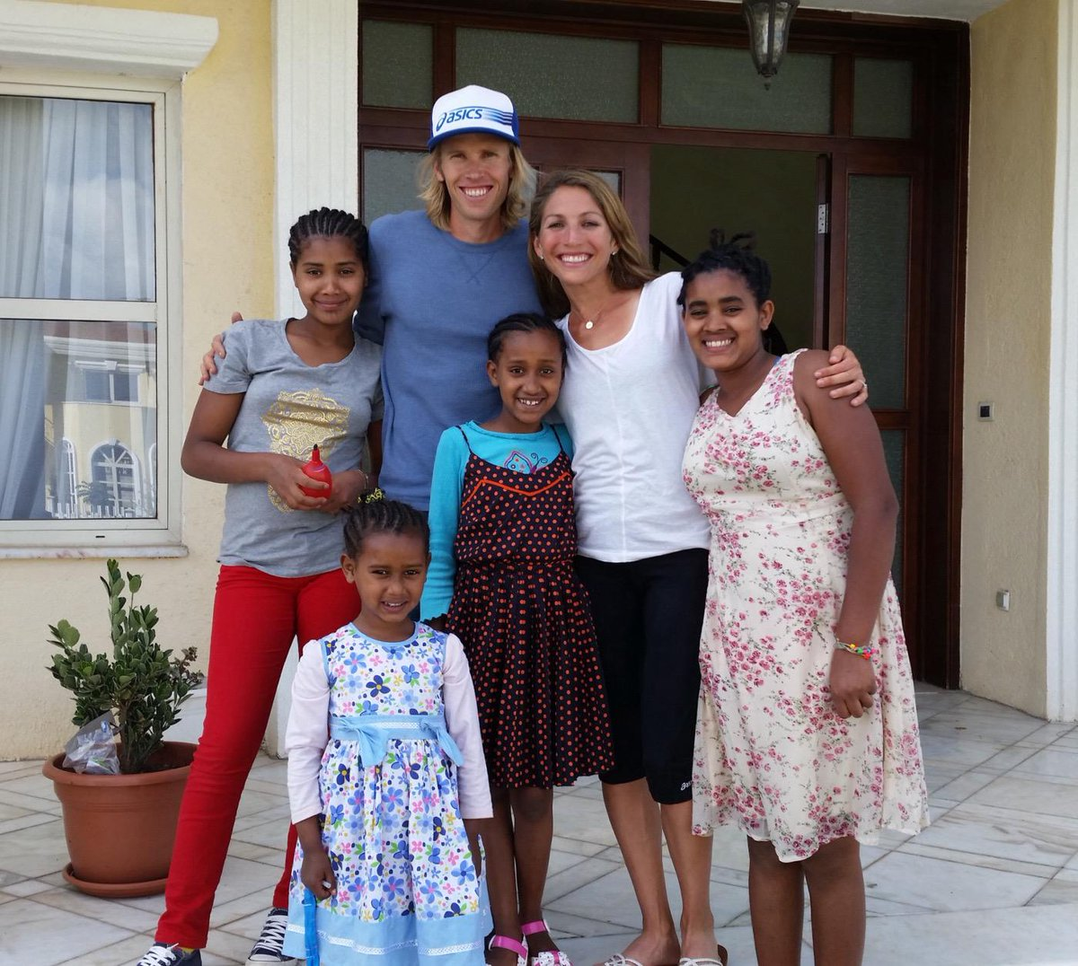 Excited for you to meet these 4 sisters, now our daughters, adopted from Ethiopia! Hana, Mia, Jasmine & Lily Hall http://t.co/oGmovklIaV