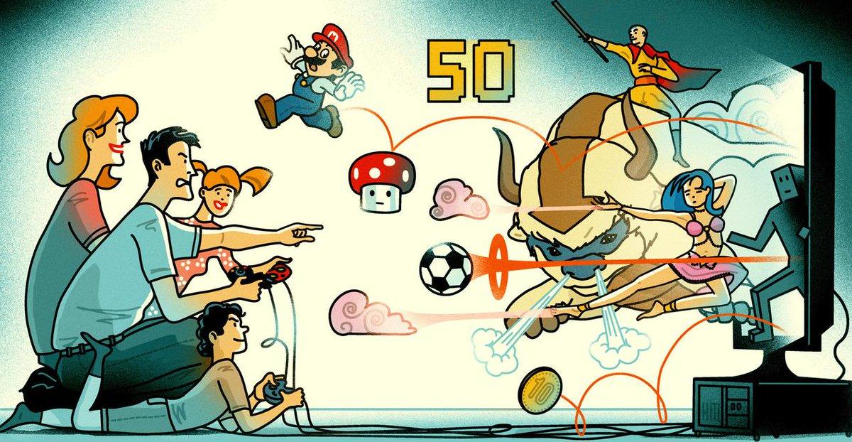 How families are bonding through videogames: http://t.co/fVGhMvLf7O http://t.co/5vOzbEB9mm
