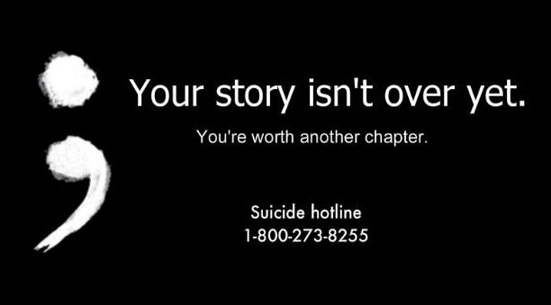 Do you ever think about those we've lost & wonder who they'd be today? I do all the time #WorldSuicidePreventionDay http://t.co/Li2spUWWhb
