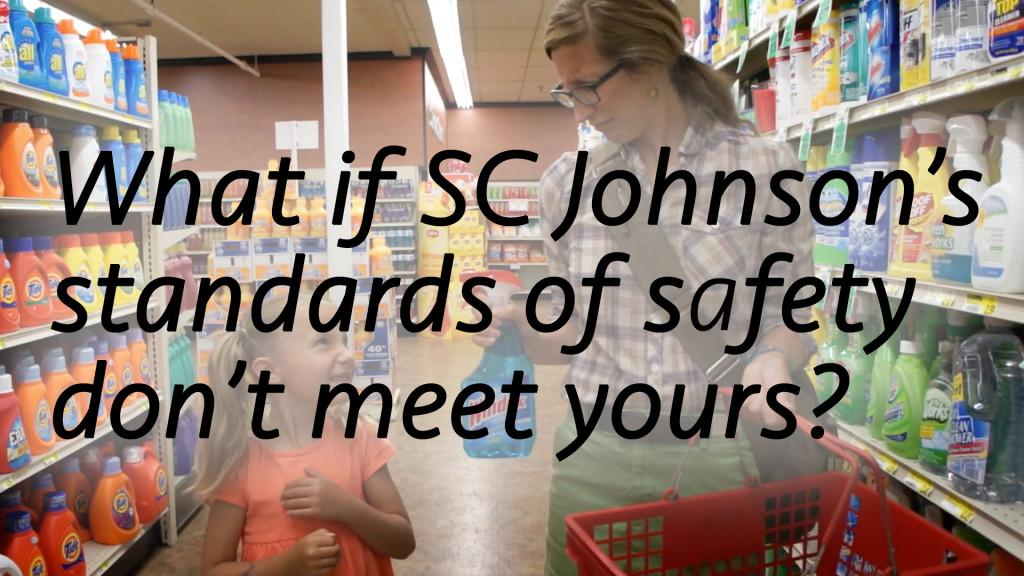 What if SC Johnson's standards of safety, don't meet yours? #greenlist #safecleaning http://t.co/LyqW9p3RND http://t.co/9H6EL0jI1F