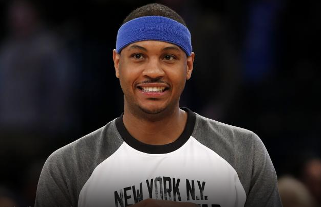 Knicks are reportedly getting closer to trading @carmeloanthony