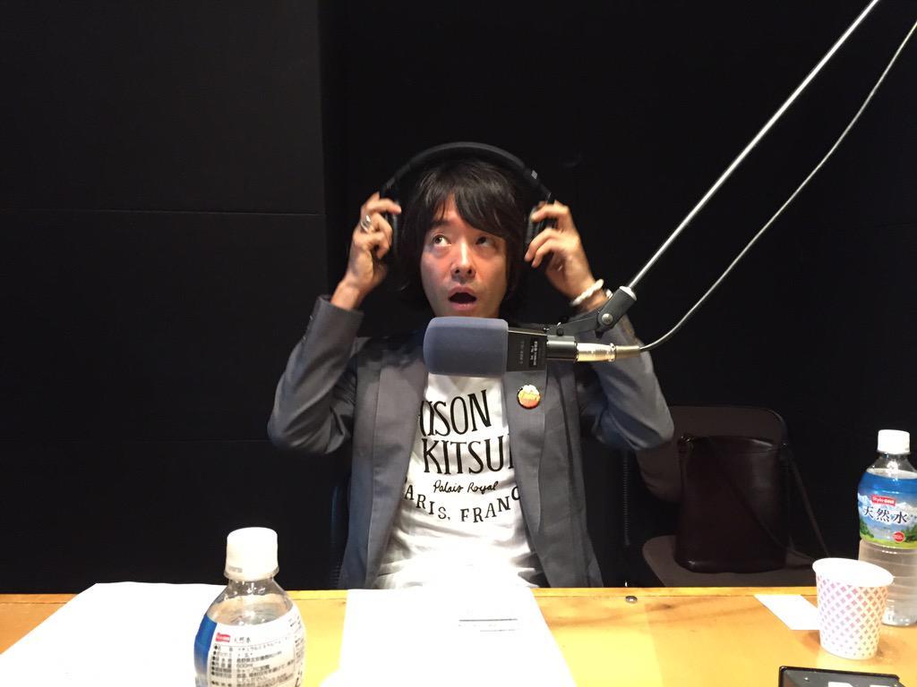 @sho_wada今日の20時から東京FM「すぐに終わりますから」のゲストはトライセラトップスの和田唱さんです。ちょっと番組内で和田さんと実験的なことをするのでよければ聞いてみてください!というか参加してみてください!という番宣でした http://t.co/6Z6X18FQ7T