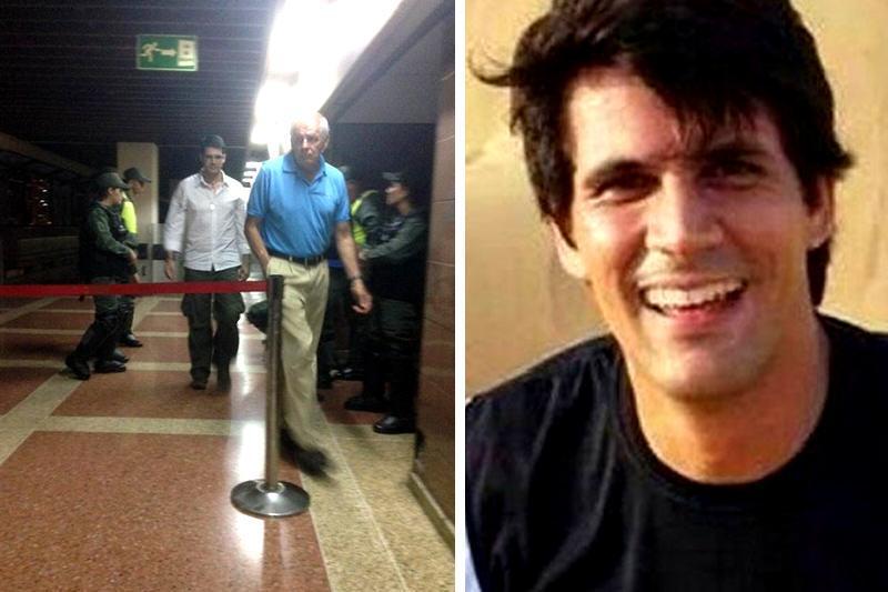 ¡JUSTICIA PODRIDA! Christian Holdack fue condenado a más de 10 años con medida… http://t.co/2A67HTTb2H #SOSVenezuela http://t.co/ROpOoOwFFI