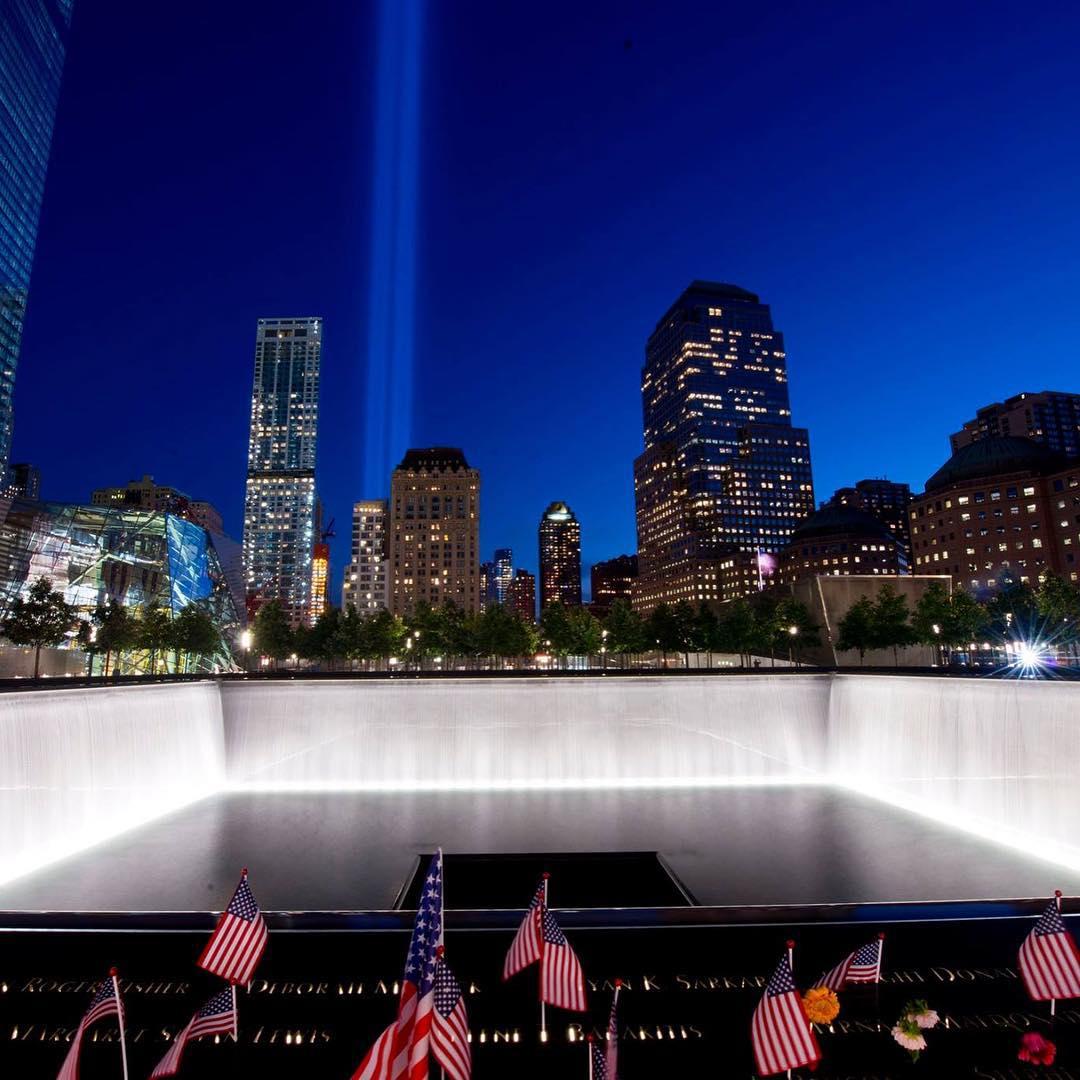 #11settembre. Un minuto di silenzio nel 14esimo anniversario. #NeverForget911 http://t.co/sY5Ht1dJwO