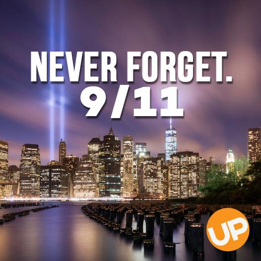 Today, we remember the brave souls that died for our nation. #September11 http://t.co/yGRaZ7aHyp