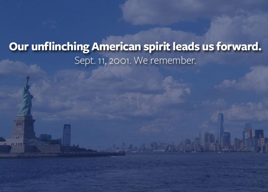 Remembering our darkest days helps us resolve to kindle a great light. #NeverForget http://t.co/C0slIWK9f2