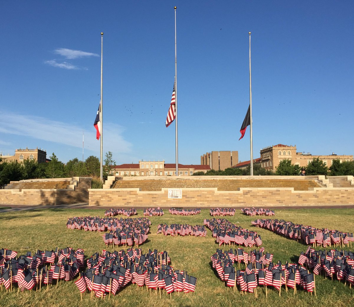 #TexasTech will #NeverForget. http://t.co/RiVAcVRAW5
