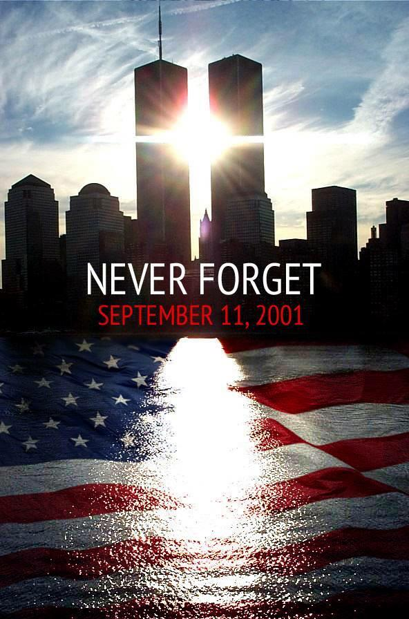 Today we honor those we lost and salute the heroes that risked their lives 14 years ago. #NeverForget http://t.co/VGmBt1Spz7