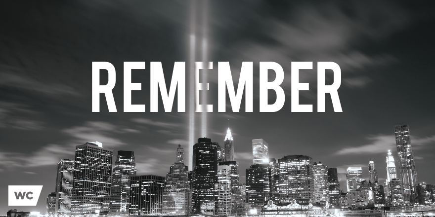 Today we remember, reflect and pray. May we #neverforget. http://t.co/UKBL7OmYwQ