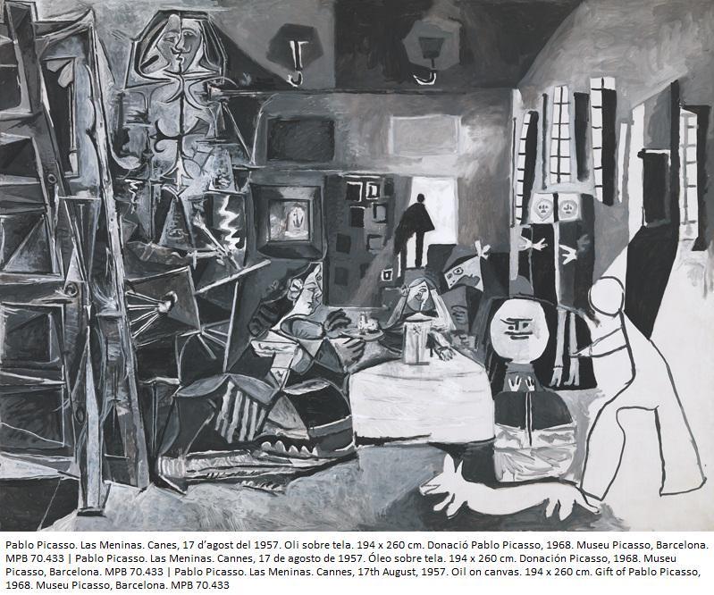 Las Meninas de #Picasso: cronología de un proceso creativo http://t.co/d1JUiTyjLt http://t.co/LzwnaUBWU5