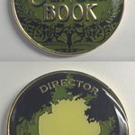 RT @MarcusErrico: Thanks for the coin, @Jon_Favreau--and the master class in #TheJungleBook movie-making.