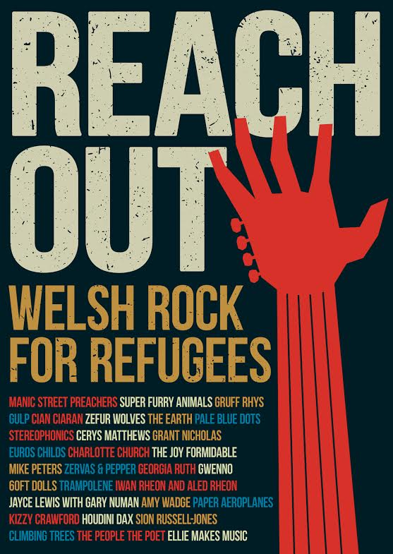 Welsh musicians unite for album in aid @RefugeeAction @superfurry @manics @charlottechurch http://t.co/WuH6Zotykm http://t.co/sTCmK2vj8N