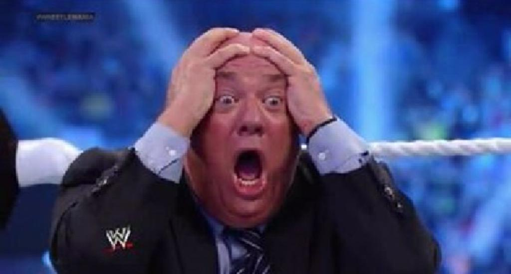 My reaction to the end of the Serena match #USOpen @HeymanHustle http://t.co/3uBnWBy6Ee