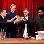 RT @stupidDOPE: Spicy & Potent! 'The #Fallon' Cocktail With @Sauza901 Tequila as seen on @JimmyFallon http://t.co/KI7VaDobuG http://t.co/Ly…