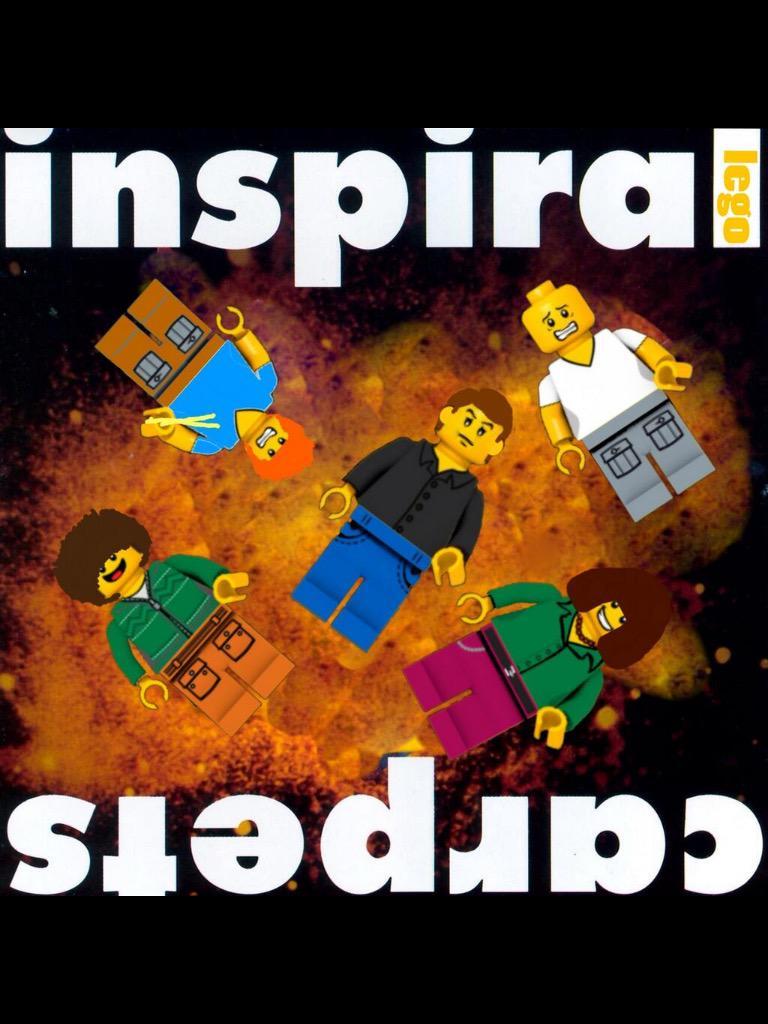 Lego Carpets  @inspiralsband #CoolAs x http://t.co/MFE2u1v2Et