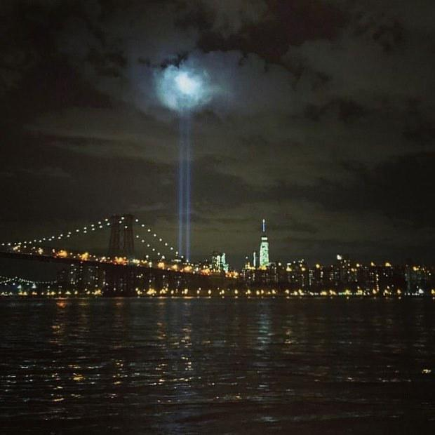 In #NYC on this special day thinking of the heroes and beautiful souls we lost 14yrs ago. … http://t.co/gUe8bRMy3b http://t.co/ardEAjt61Q