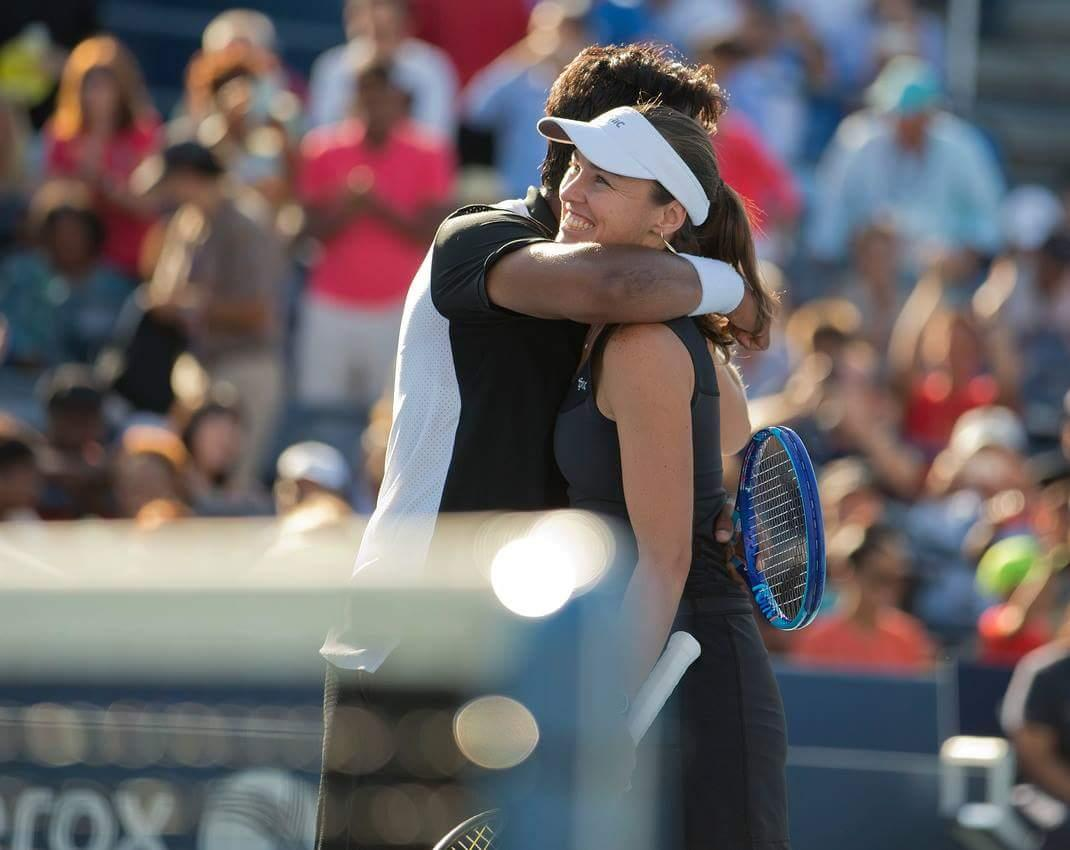 Some photos by @cameraworkusa from @usopen mixed doubles final featuring champs @mhingis & @Leander of @WashKastles. http://t.co/LzFJJ5Hqr4