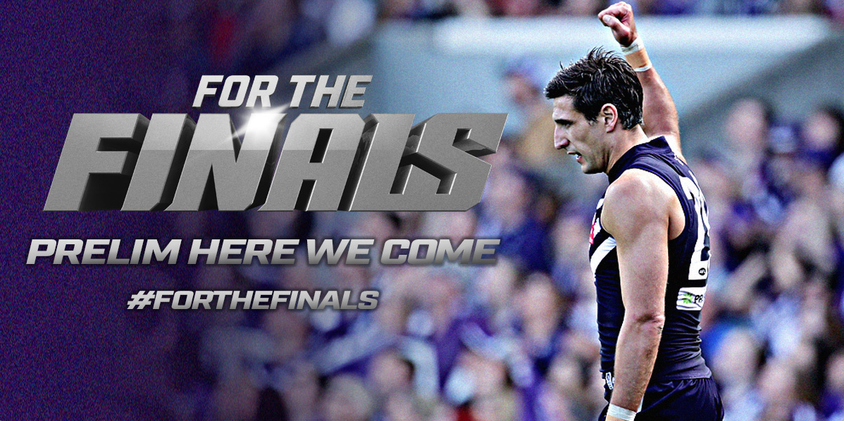FT: WE WIN! What a game!  FRE 10.9 (69) SYD 7.18 (60)  #ForTheFinals #AFLFinals http://t.co/qVHZzoV9oh