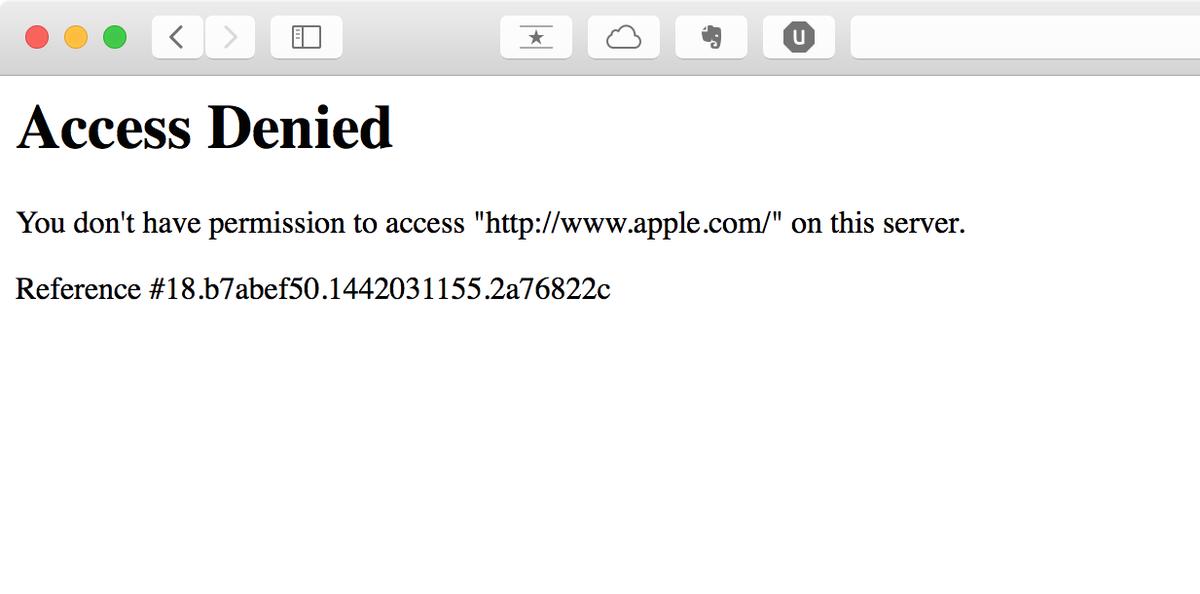 apple、何かやらかした模様。w http://t.co/vxzVPANzgY