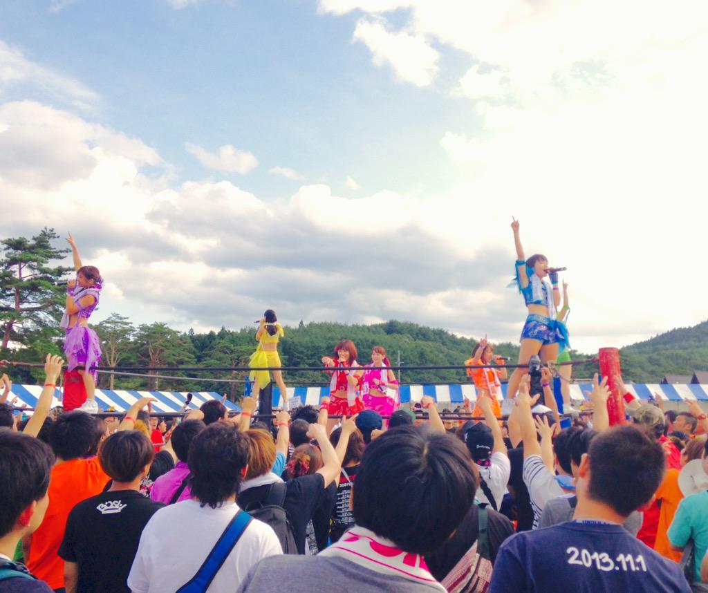 リングの勝者。アプガ(仮)!!! http://t.co/zMX0ganIla