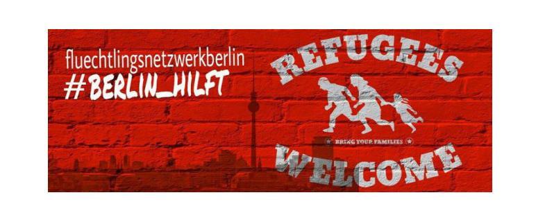 Nützlich machen am Wochenende? Infos hier: http://t.co/67PIveudp8  #trainofhopeB #Berlin_hilft #refugeeswelcome http://t.co/T73Fh0E2WL