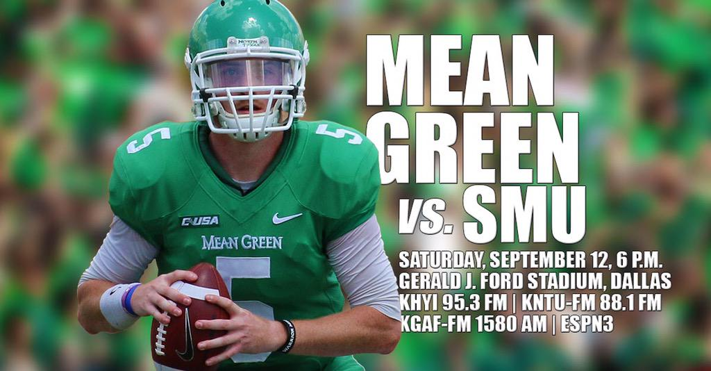 The wait is over, it's game day #MGNation! We need everyone at the Gerald tonight to help #BeatSMU http://t.co/SFeIvY8A2Z