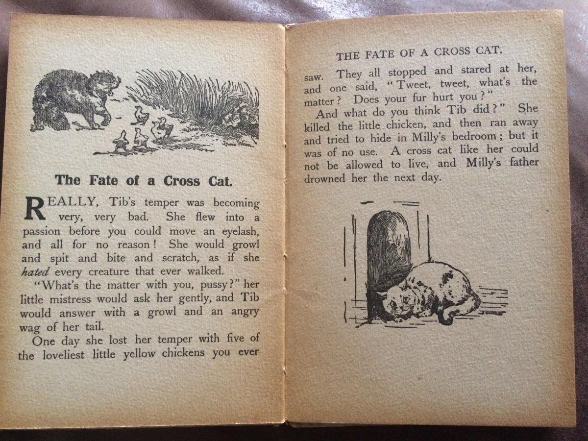 When children's stories pulled no punches. http://t.co/6JXBqazFj7