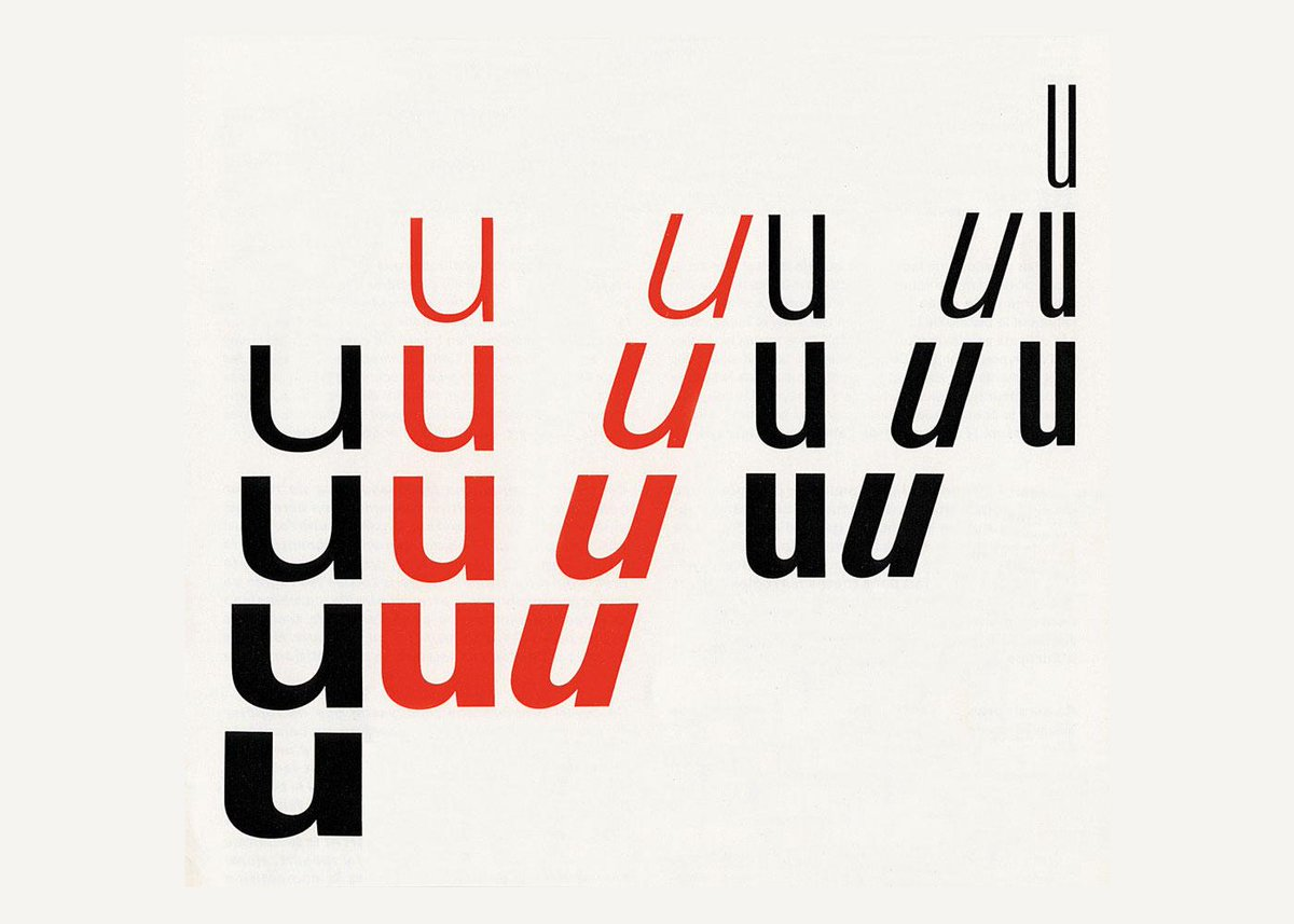 We lost a type design great today. Univers is near-perfect, as is much of his work. Rest in picas, Adrian Frutiger. http://t.co/2djlyYC390