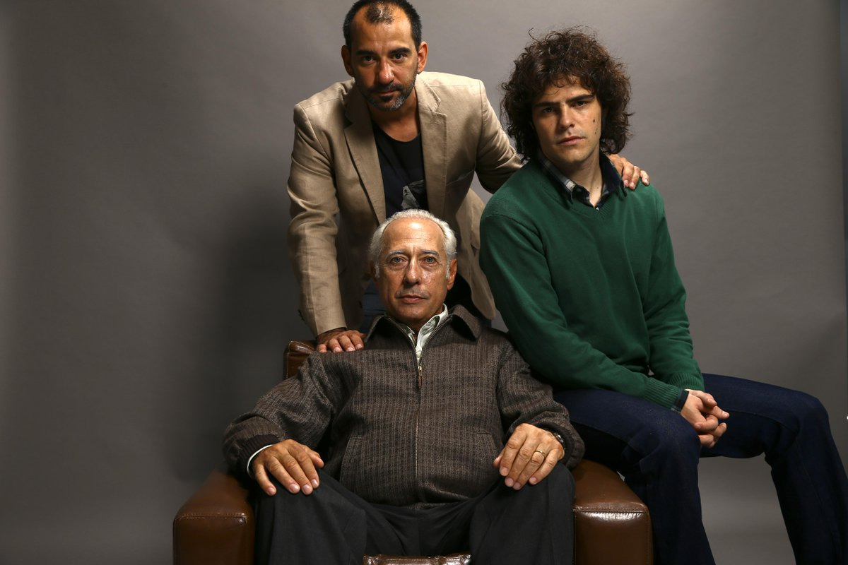#Venezia72 SILVER LION for Best Director to: PABLO TRAPERO for the film EL CLAN (Argentina, Spain) http://t.co/4xge83OZEx