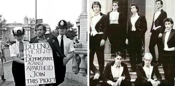 What @jeremycorbyn and @David_Cameron were up to in the 1980s #CorbynDay http://t.co/DXN934dcqC