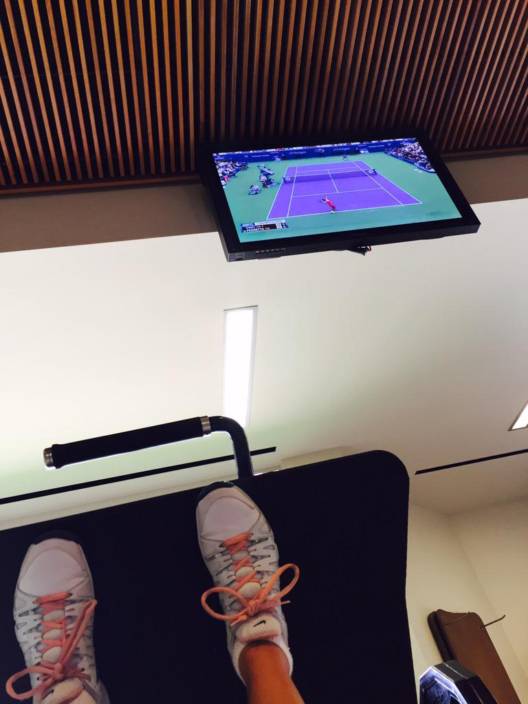 Working to get back there... #UsOpenFinal #ThatsWhereIWantToBe http://t.co/lyZvMLsa1Y