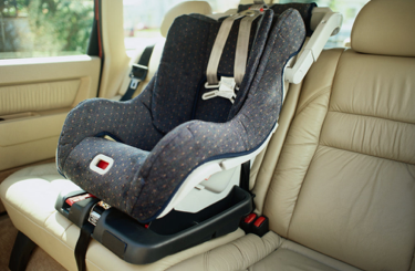 18 Month Old Baby Dies From Car Seat Strap