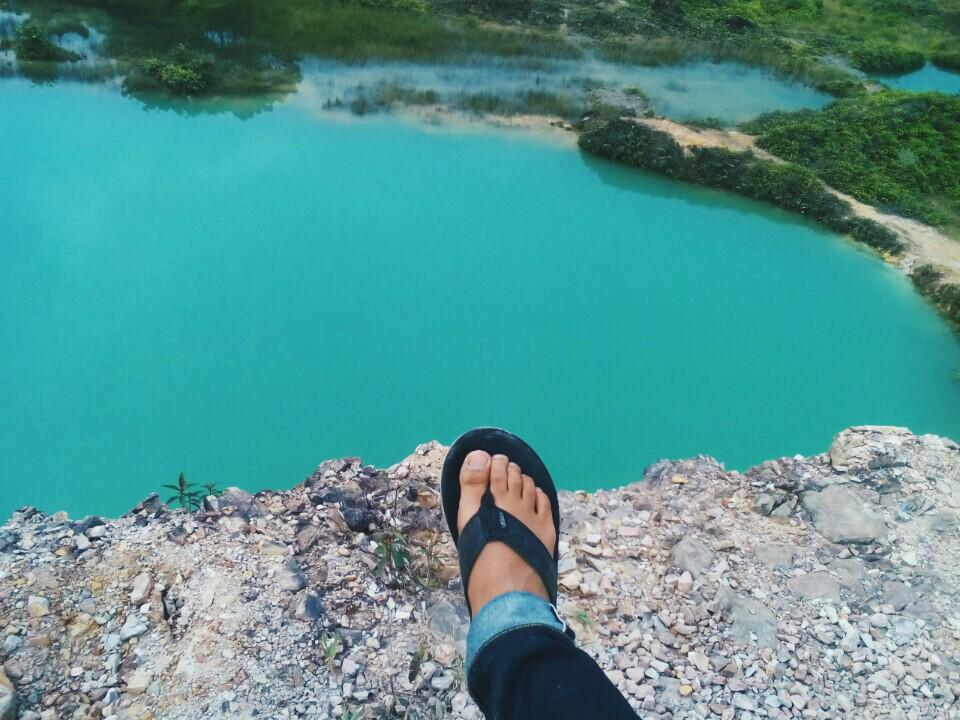 Image result for blue lake Guar Petai